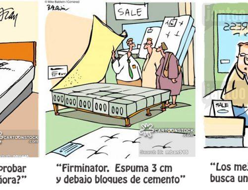 Comprar colchón nuevo